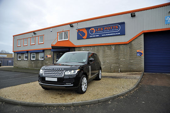 The premier independent Land Rover and Range Rover  service and repair centre in the UK