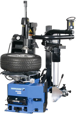 Monty Tyre Changing Machine