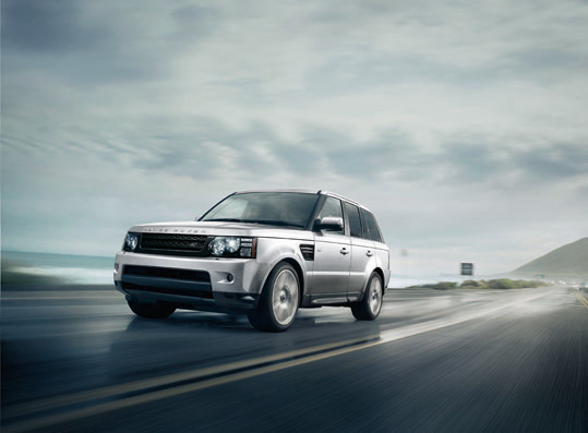 New Design Features Redefine The Class-Leading Appeal Of The Range Rover Sport For 2013