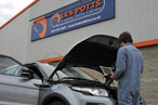 10th Year Anniversary for Les Potts 4 Wheel Drive and Land Rover Diagnostics Systems
