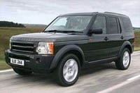 Land Rover Discovery 2007 model