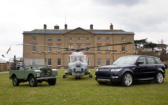 Land Rover Celebrates 65 Years Of Technology And Innovation With Defender LXV Special Edition