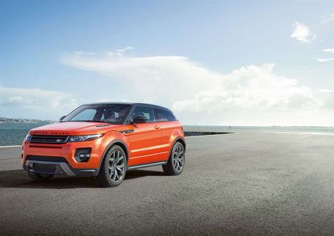 Two New Range Rover Evoque Autobiography Models Enhance Luxury And Performance